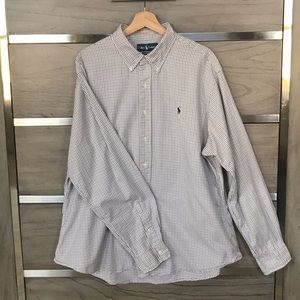 Ralph Lauren Shirts - Ralph Lauren Custom Fit Shirt